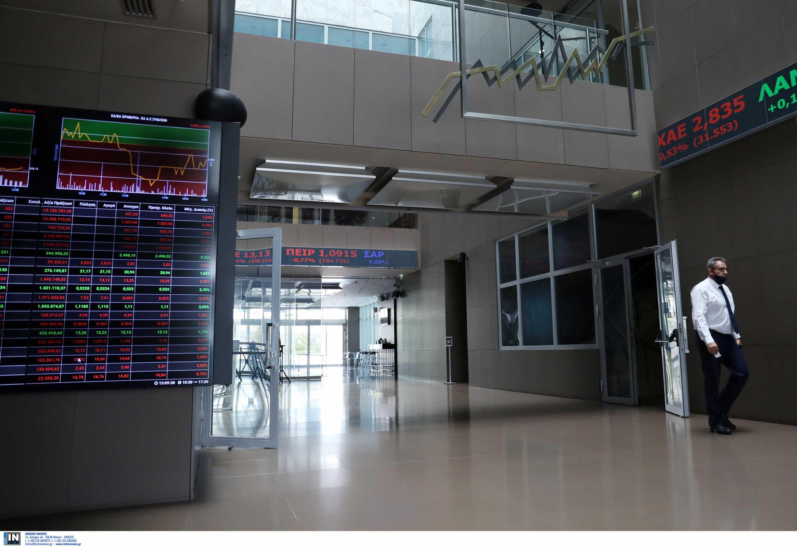 Χρηματιστήριο: Άνοδος για 8 συνεχόμενες συνεδριάσεις