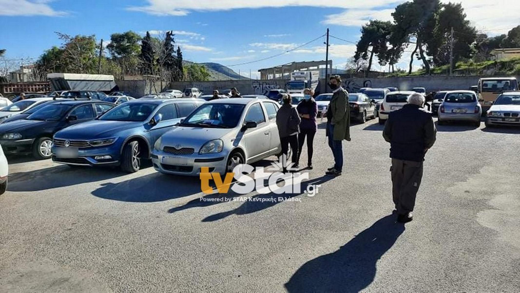 Χαλκίδα: Επιχειρηματίες διαμαρτυρήθηκαν με κορναρίσματα – «Πεθαίνουμε» (video)