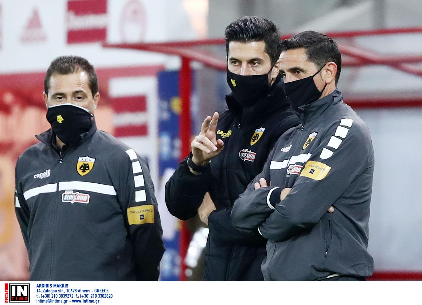 ΑΕΚ – Χιμένεθ: «Δεν χρειάζεται να λέμε ότι έχουμε καλούς ποδοσφαιριστές, αλλά πρέπει να παίζουν καλά»