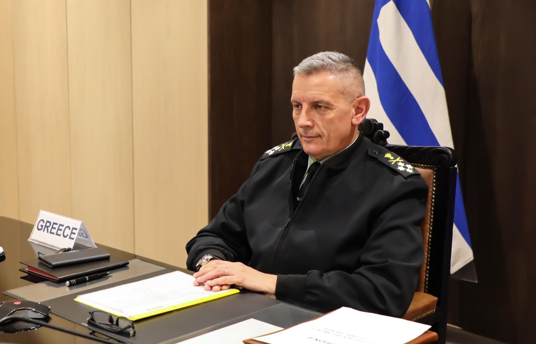 Τι δήλωσε ο Α/ΓΕΕΘΑ Στρατηγός Φλώρος στη Σύνοδο Στρατιωτικής Επιτροπής NATO