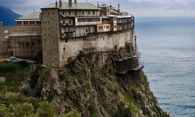 Η ιστορία πίσω από την επίσκεψη Σικελιανού Καζαντζάκη στο Άγιο Όρος…