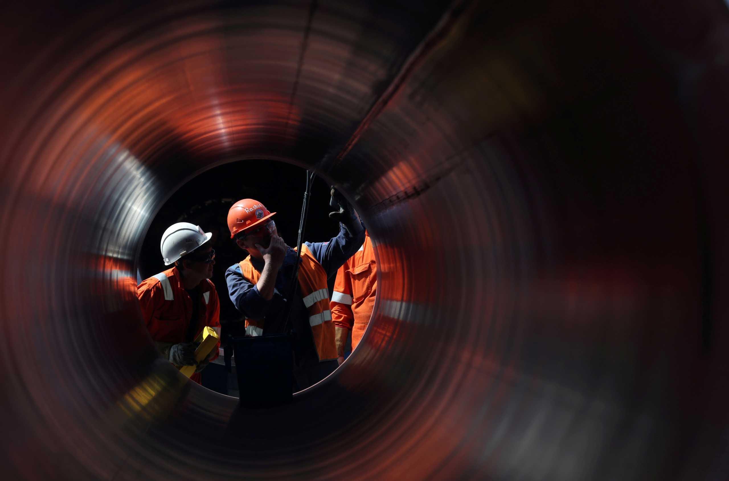 Η δανέζικη εταιρεία Ramboll αποσύρθηκε από την κατασκευή του αγωγού φυσικού αερίου Nord Stream-2