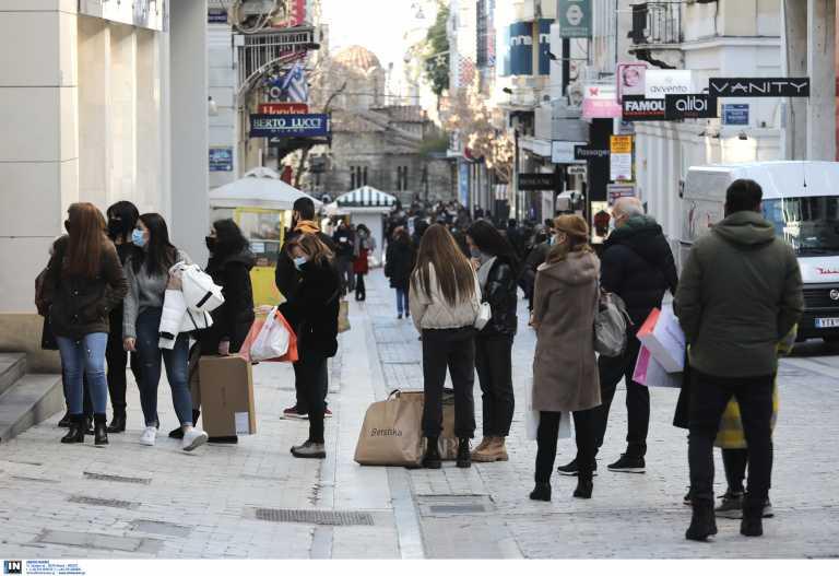 Παγώνη: Δεν φταίει το άνοιγμα της αγοράς για τα κρούσματα στην Αττική