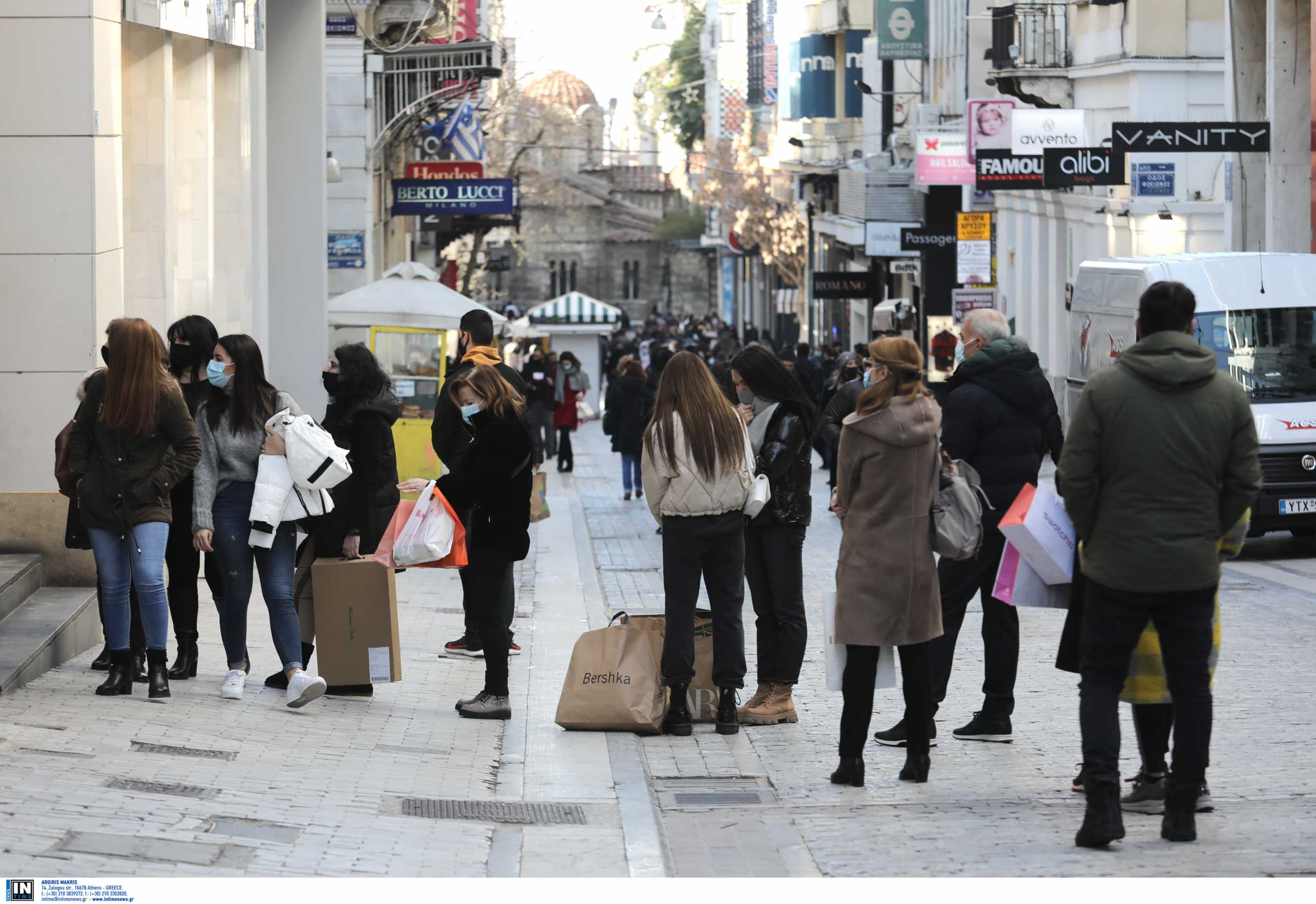 Σαρηγιάννης: Αύξηση κρουσμάτων στην Αττική μέχρι τις 5 Φεβρουαρίου