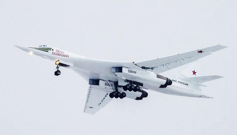 Το πιο υπερηχητικό βομβαρδιστικό αεροσκάφος του Πούτιν γίνεται ακόμα…. πιο καταστροφικό! [vid]