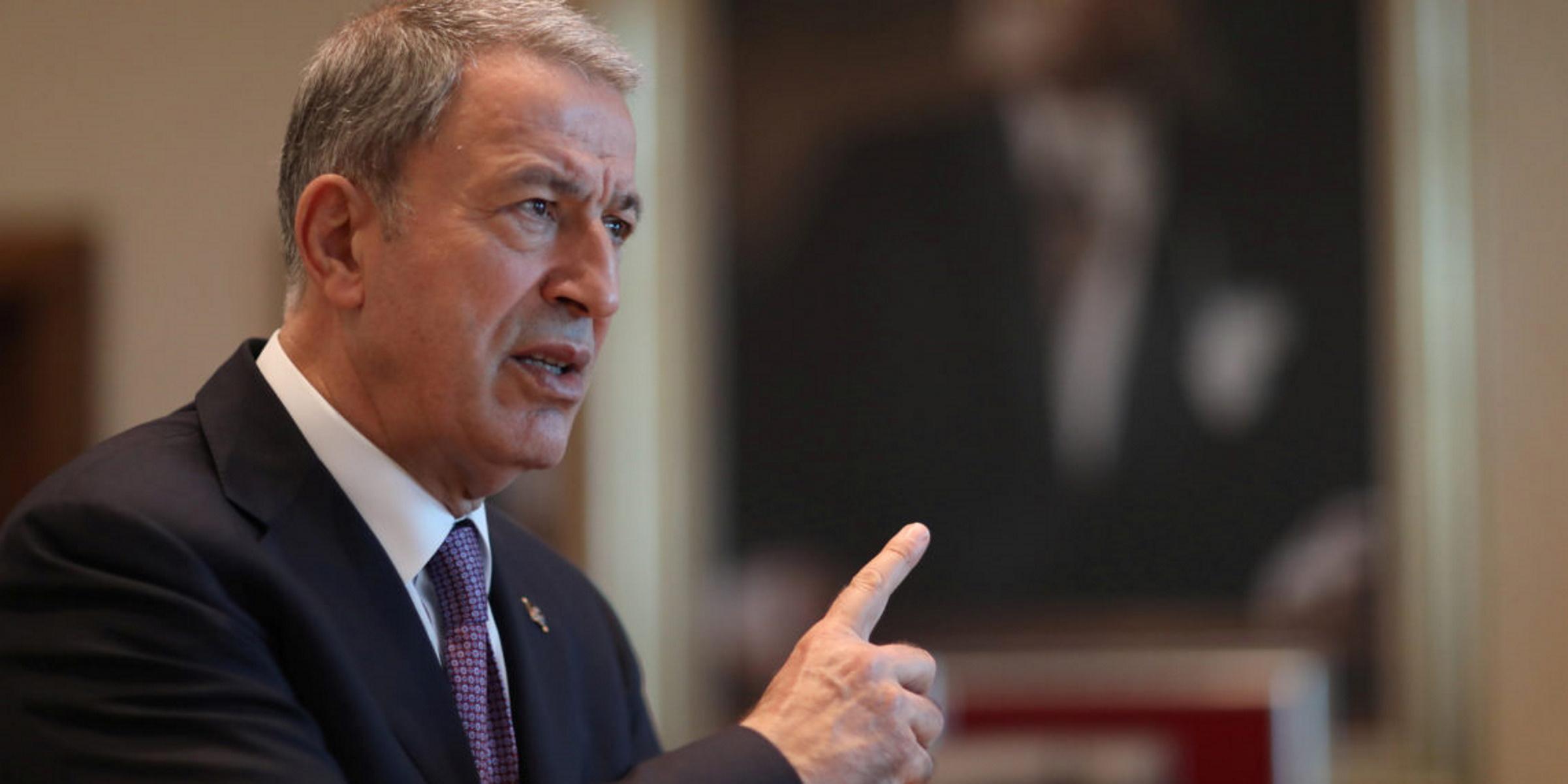 Ο Ακάρ ζητά σεβασμό από την Ελλάδα για να μην υπάρξουν «παρεξηγήσεις»