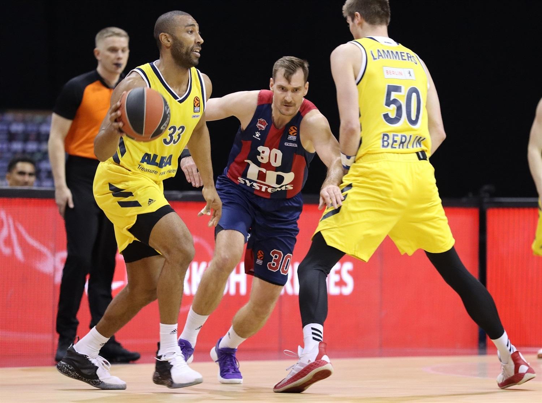 Euroleague: Ο Λο εκτέλεσε την Μπασκόνια και χάρισε τη νίκη στην Άλμπα (video)