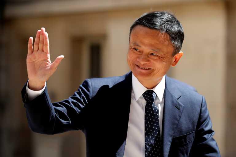 Έδωσε τέλος στα σενάρια ο ιδρυτής της Alibaba: Εμφανίστηκε μετά από 3 μήνες