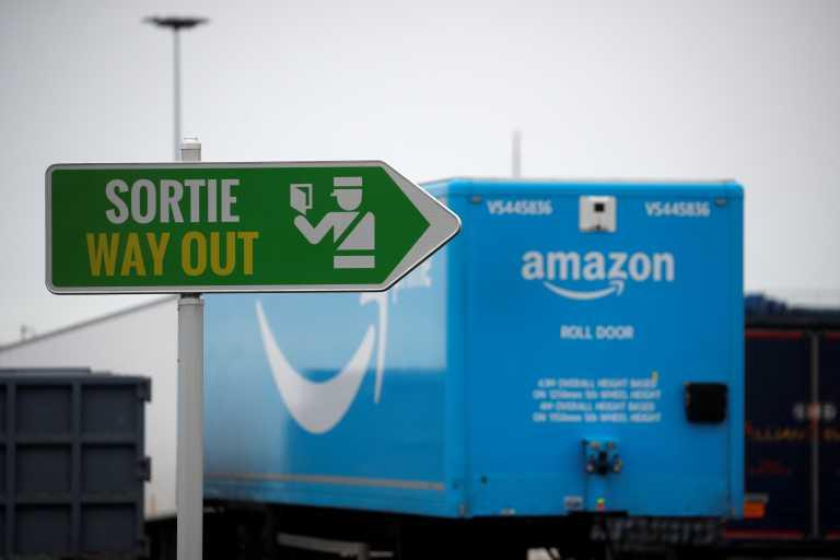 Η Amazon σταματάει να πουλάει αλκοόλ στη Βόρεια Ιρλανδία λόγω Brexit