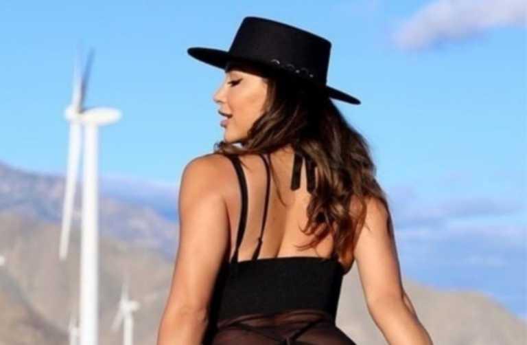 Οι σέξι φωτογραφίες της Ana Cheri έστειλαν τους 12,5 εκατ. οπαδούς της για κρύο ντους!