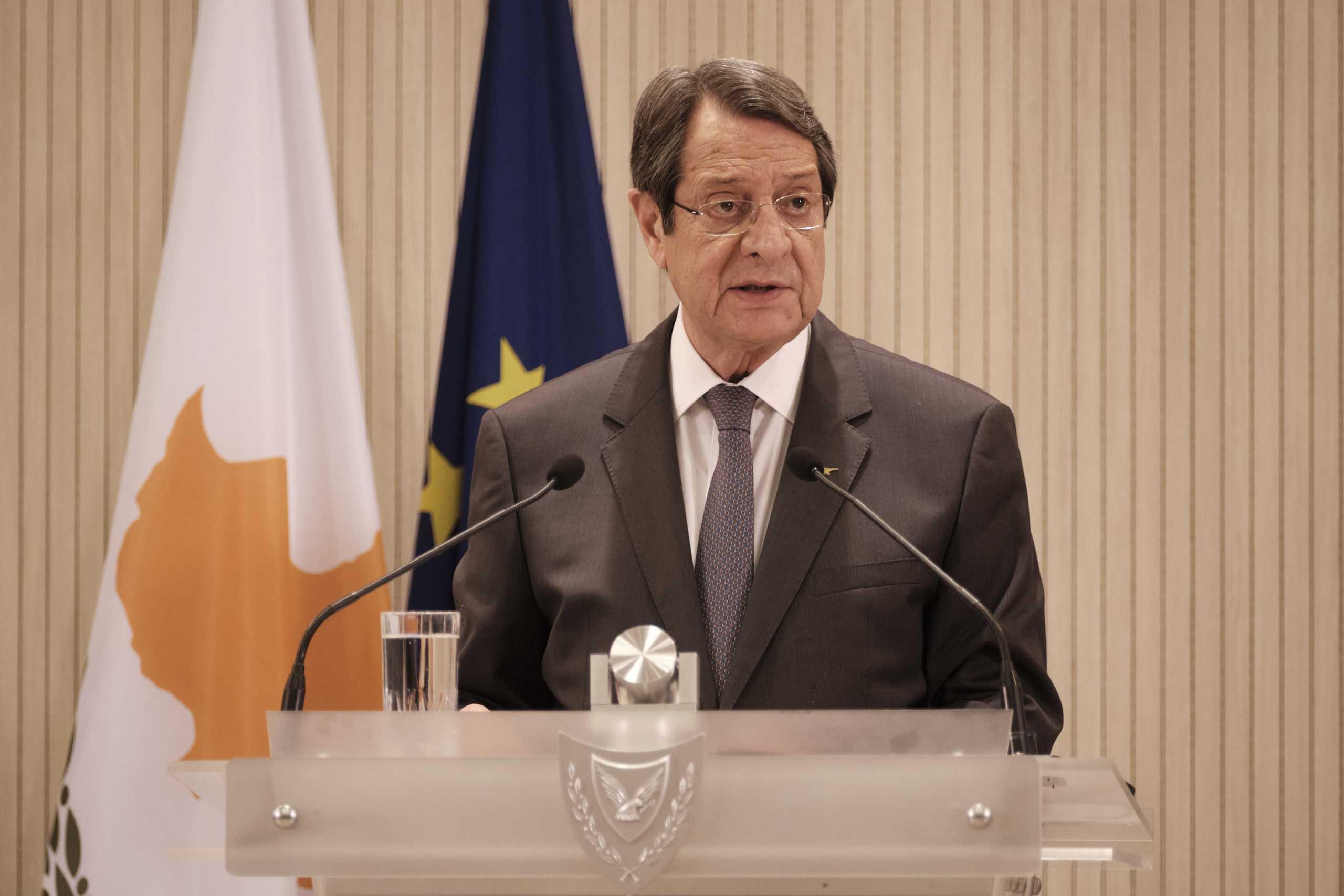 Οργισμένος ο Αναστασιάδης για τους συνωστισμούς: Δεν θα επιτρέψω για μια θλιβερή μειοψηφία να υποφέρει η Κύπρος