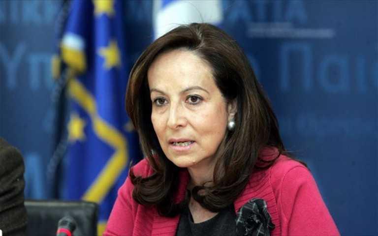 ΟΟΣΑ: Στην τελική πεντάδα υποψηφίων η Άννα Διαμαντοπούλου για τη θέση του Γενικού Γραμματέα