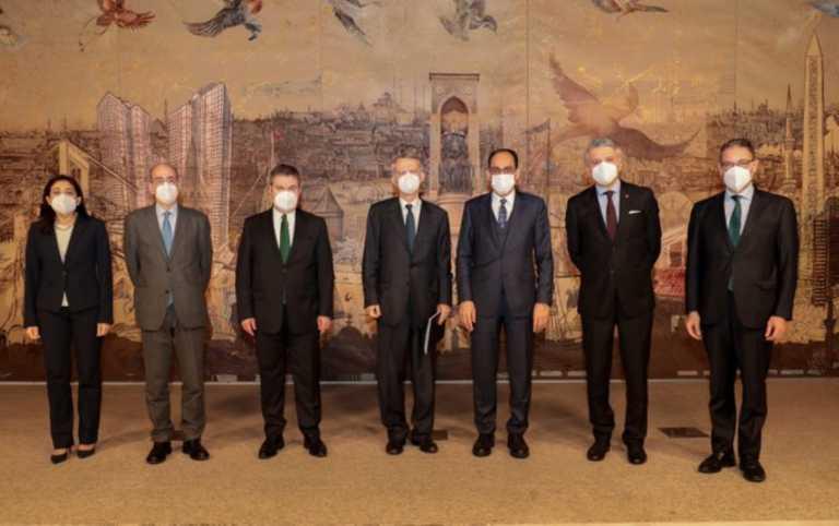 Διερευνητικές: Η πρώτη αντίδραση της Τουρκίας – Τι λένε διπλωματικές πηγές