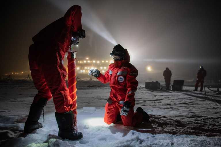 Αρκτική: Nτοκιμαντέρ ρίχνει φως στις περιπέτειες του ζωγράφου τοπίων, Τζέιμς Μόρισον
