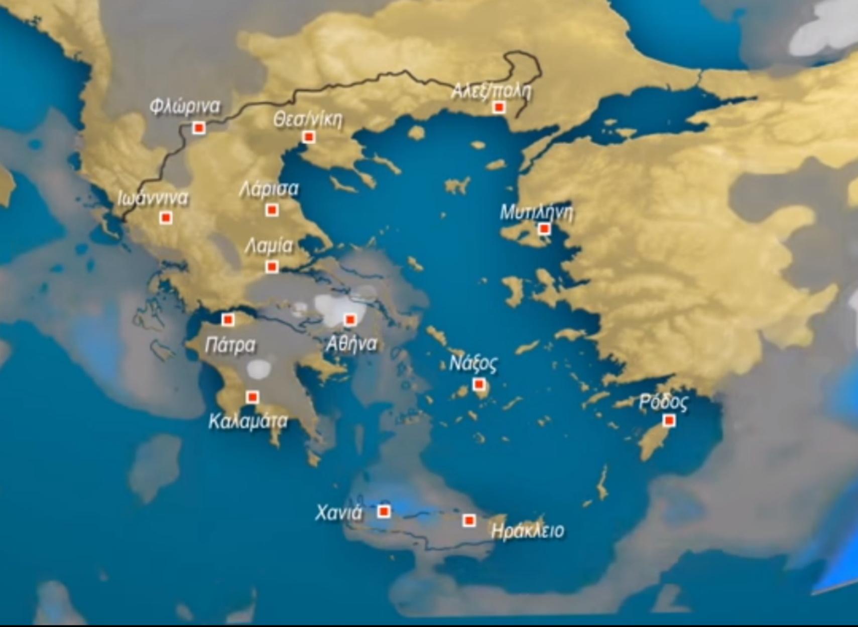 Καιρός – Αρναούτογλου: Γρίφος τα χιόνια στην Αττική – Τι δείχνουν τα στοιχεία