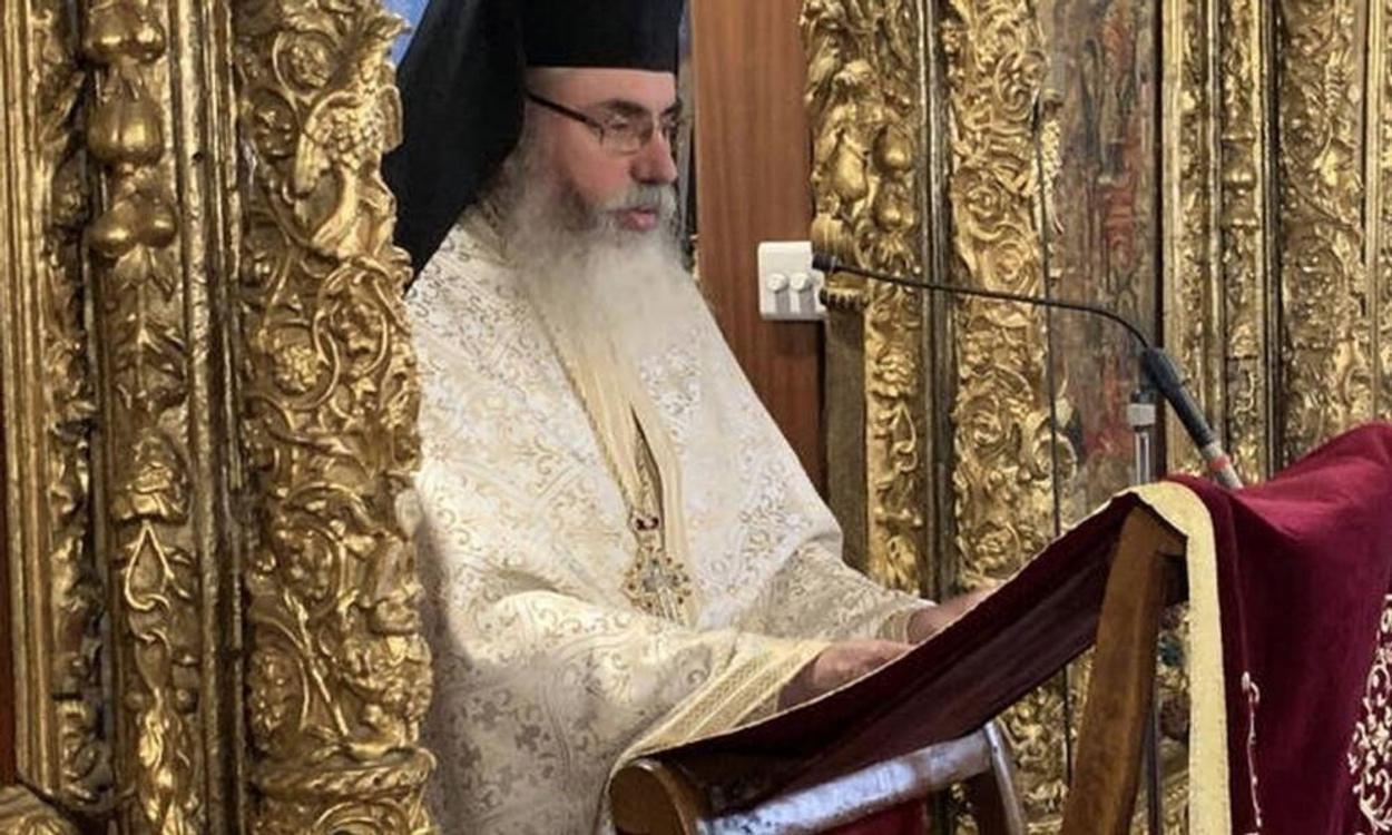 Πέθανε από κορονοϊό ο αρχιγραμματέας της εκκλησίας της Κύπρου