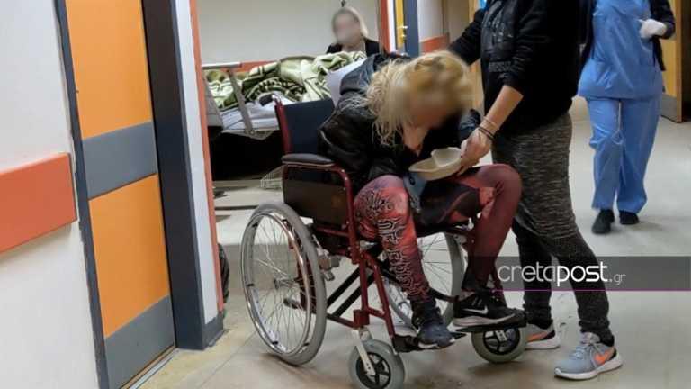 Κρήτη: Εικόνες υγειονομικής «μάχης» στα  νοσοκομεία – Ασθενείς στα όρια της κατάρρευσης
