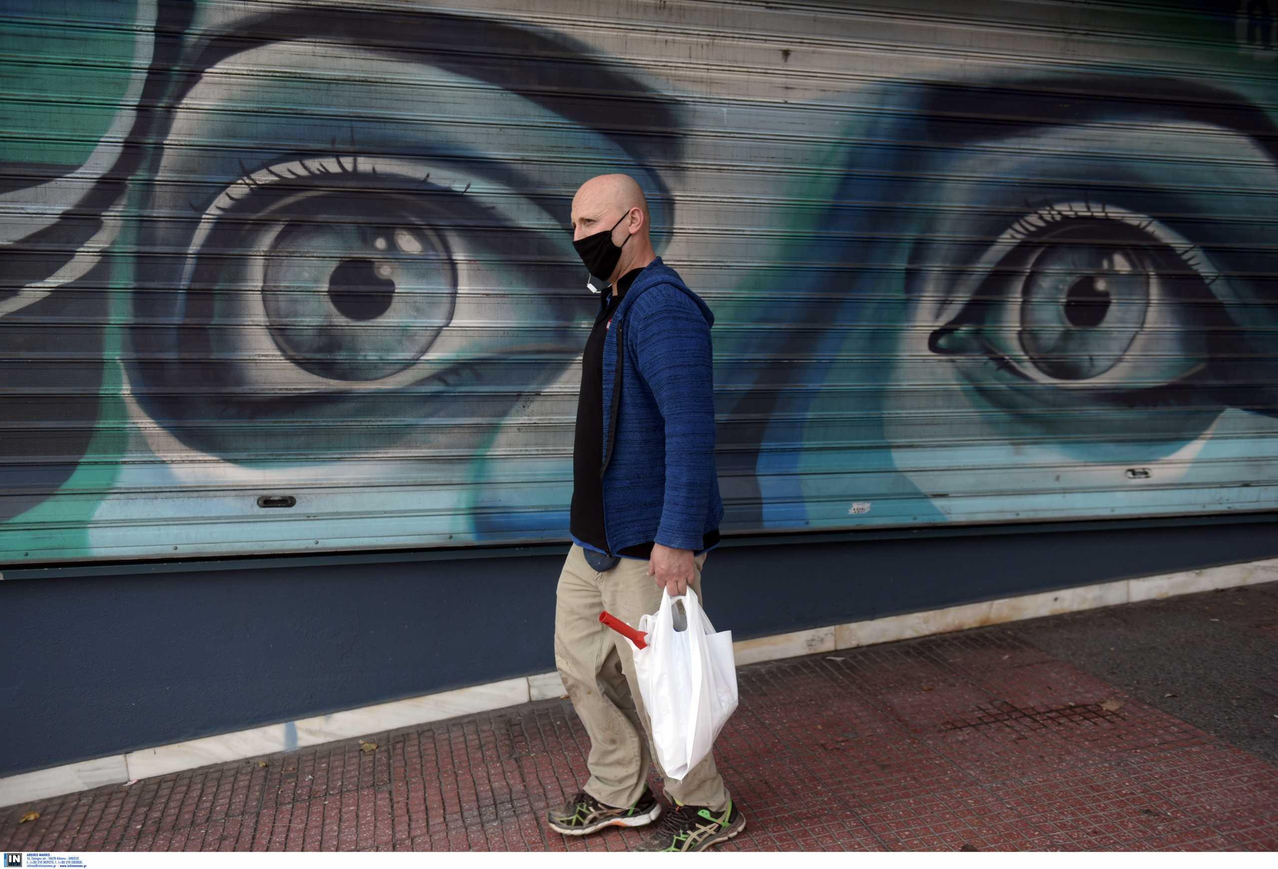 Κορονοϊός: Ο χαμηλός δείκτης θετικότητας δεν αρκεί – Όλες οι περιοχές της Αθήνας που «φλέγονται»