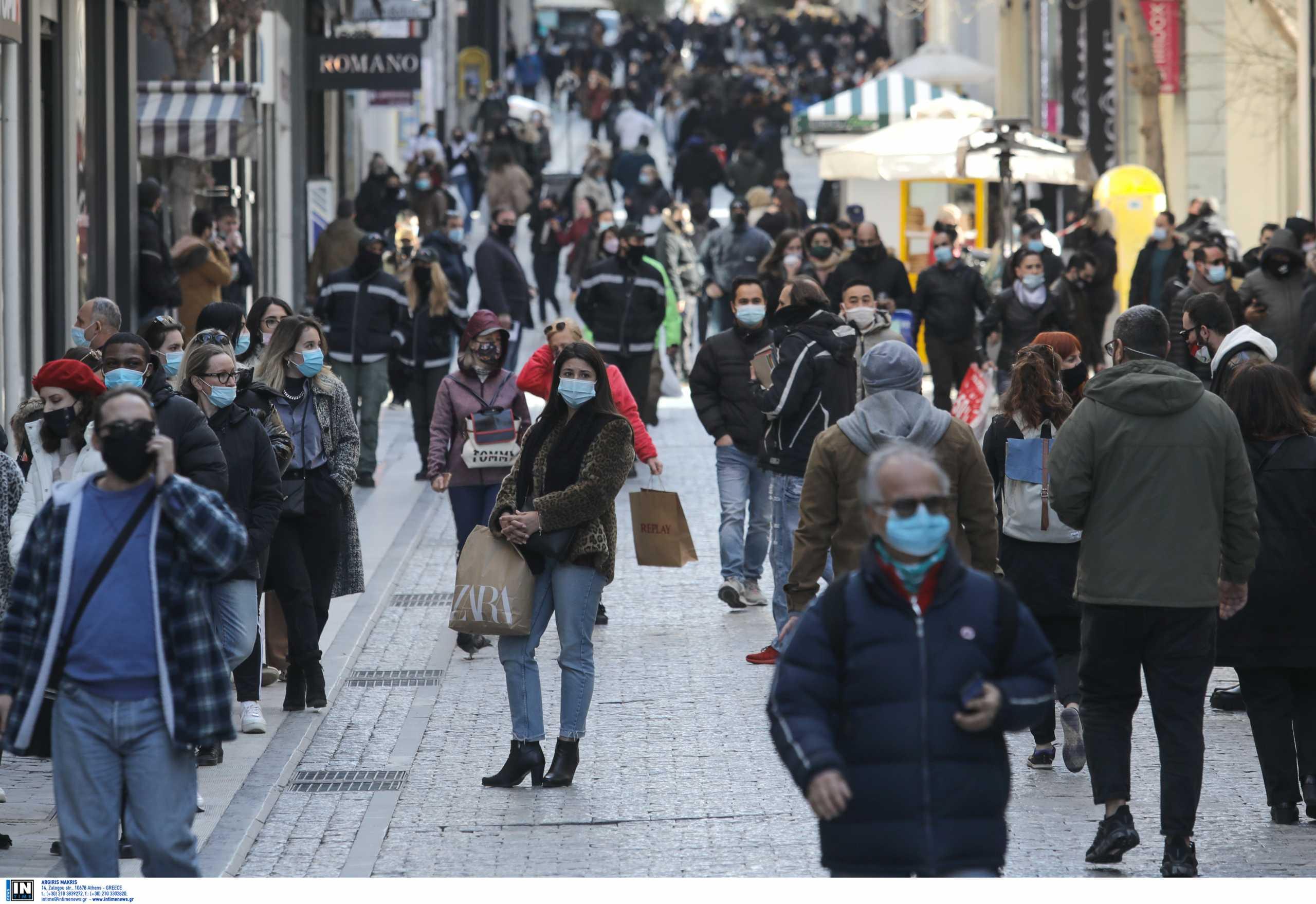 Δείκτης θετικότητας, τρίτο κύμα κορονοϊού και μεταλλαγμένο στέλεχος – Τι συμβαίνει στην Ελλάδα