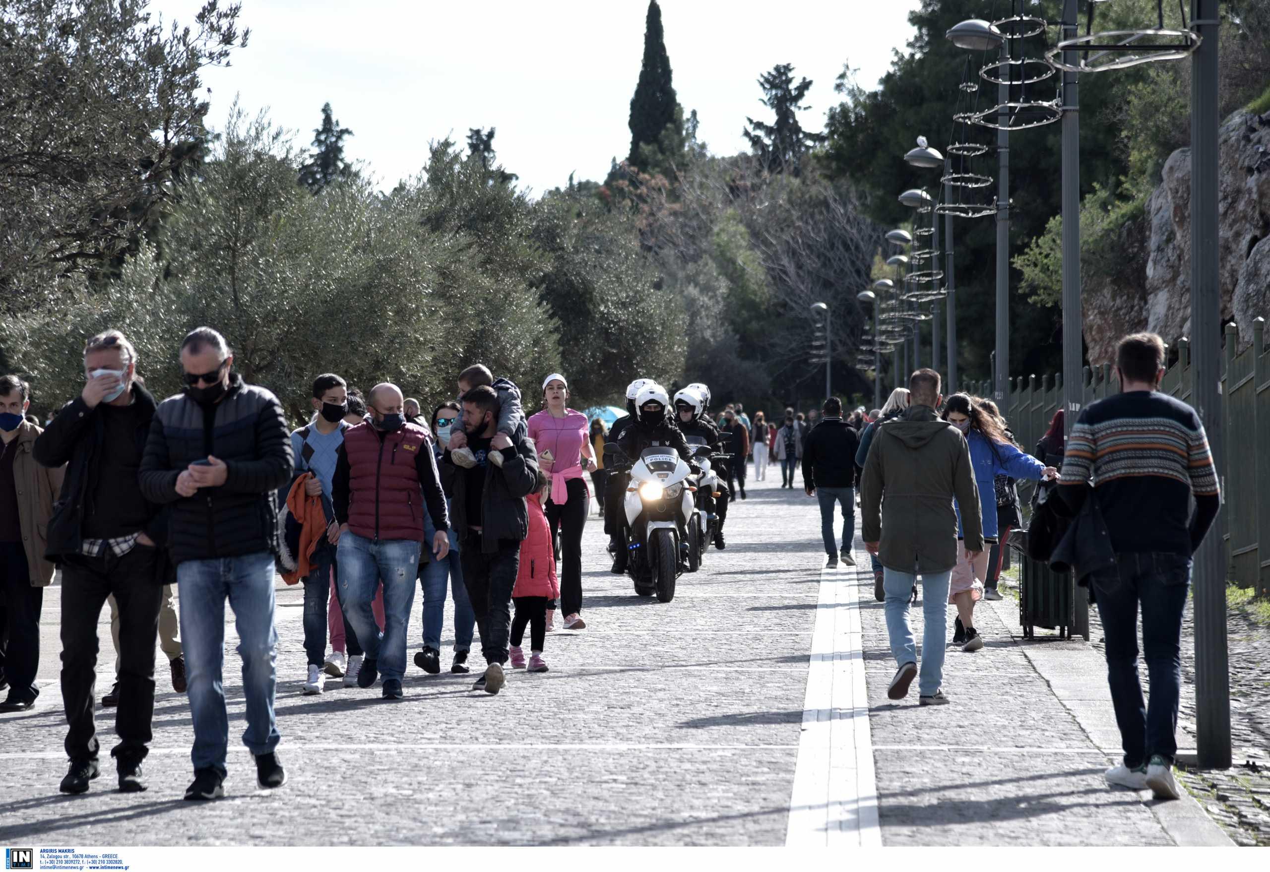 Κορονοϊός: Πάρτι των ενεργών κρουσμάτων στις «κόκκινες» περιοχές – Τρομάζει η αύξηση στην Αττική