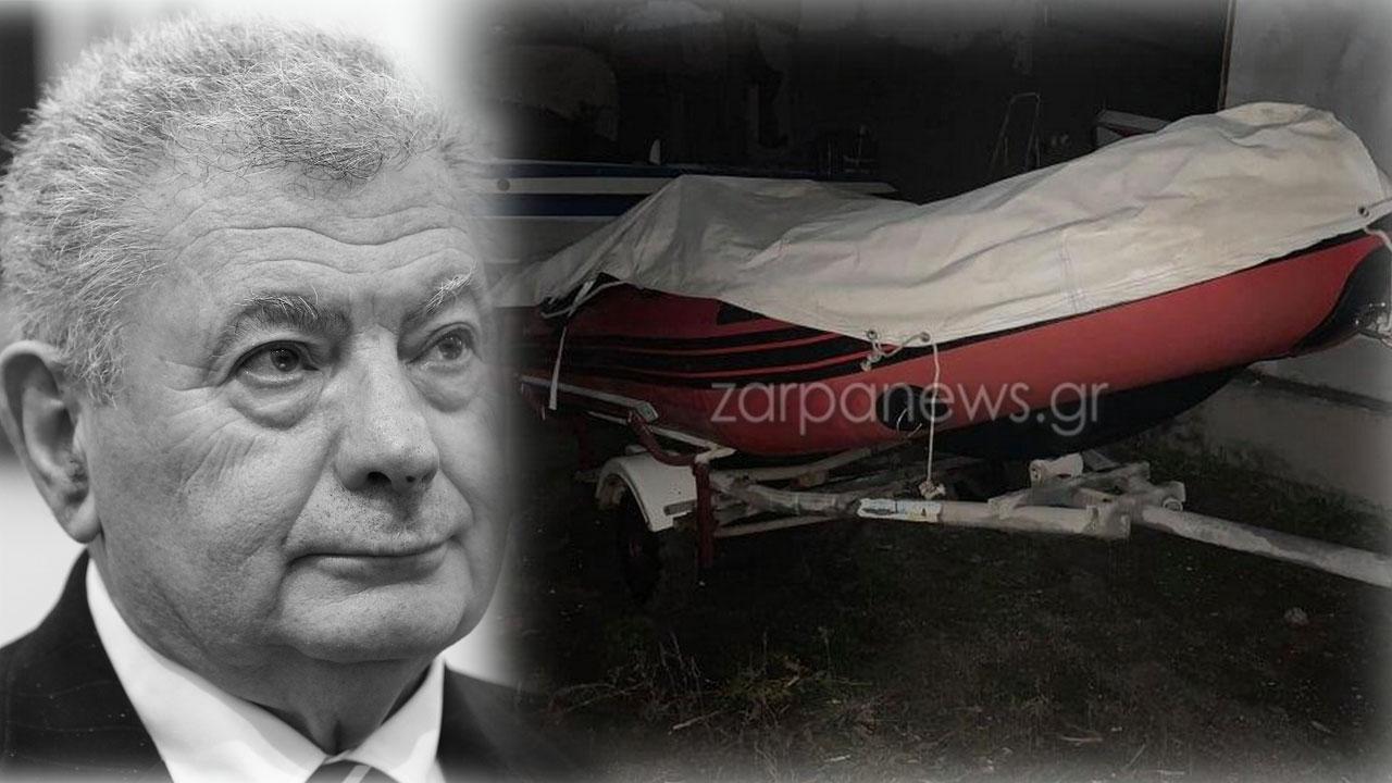 Δραματική ανατροπή στην υπόθεση Σήφη Βαλυράκη - Εμπλέκεται και δεύτερο πρόσωπο στον θάνατο του;
