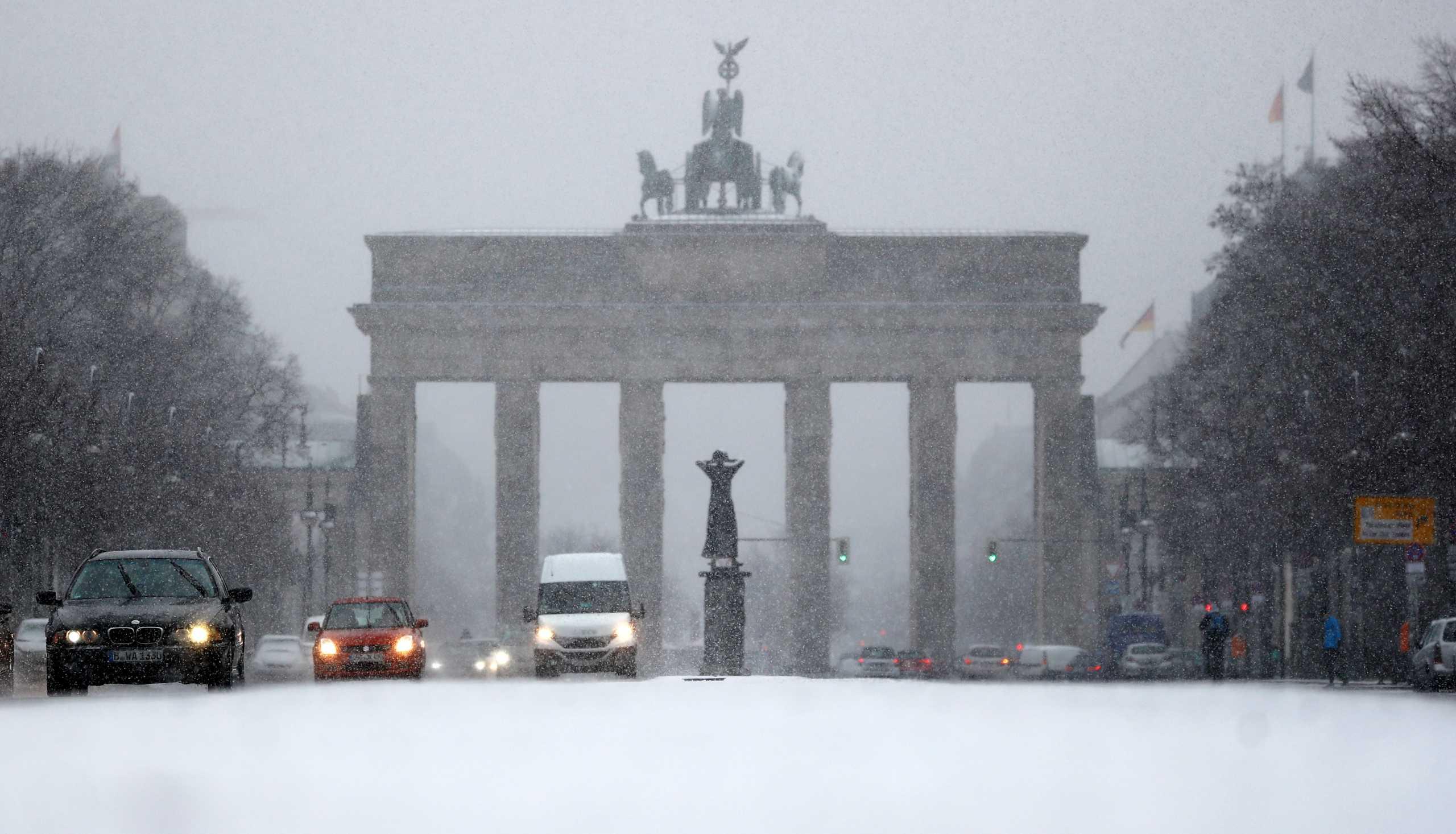 Γερμανία: Μόλις 3% η ανάπτυξη στην οικονομία εξαιτίας του lockdown