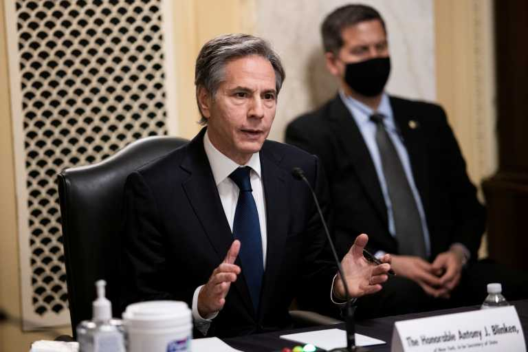 ΗΠΑ: Ξεκάθαρο μήνυμα προς την Τουρκία από τον νέο ΥΠΕΞ – «Προκαλεί, δεν συμπεριφέρεται σαν σύμμαχος»