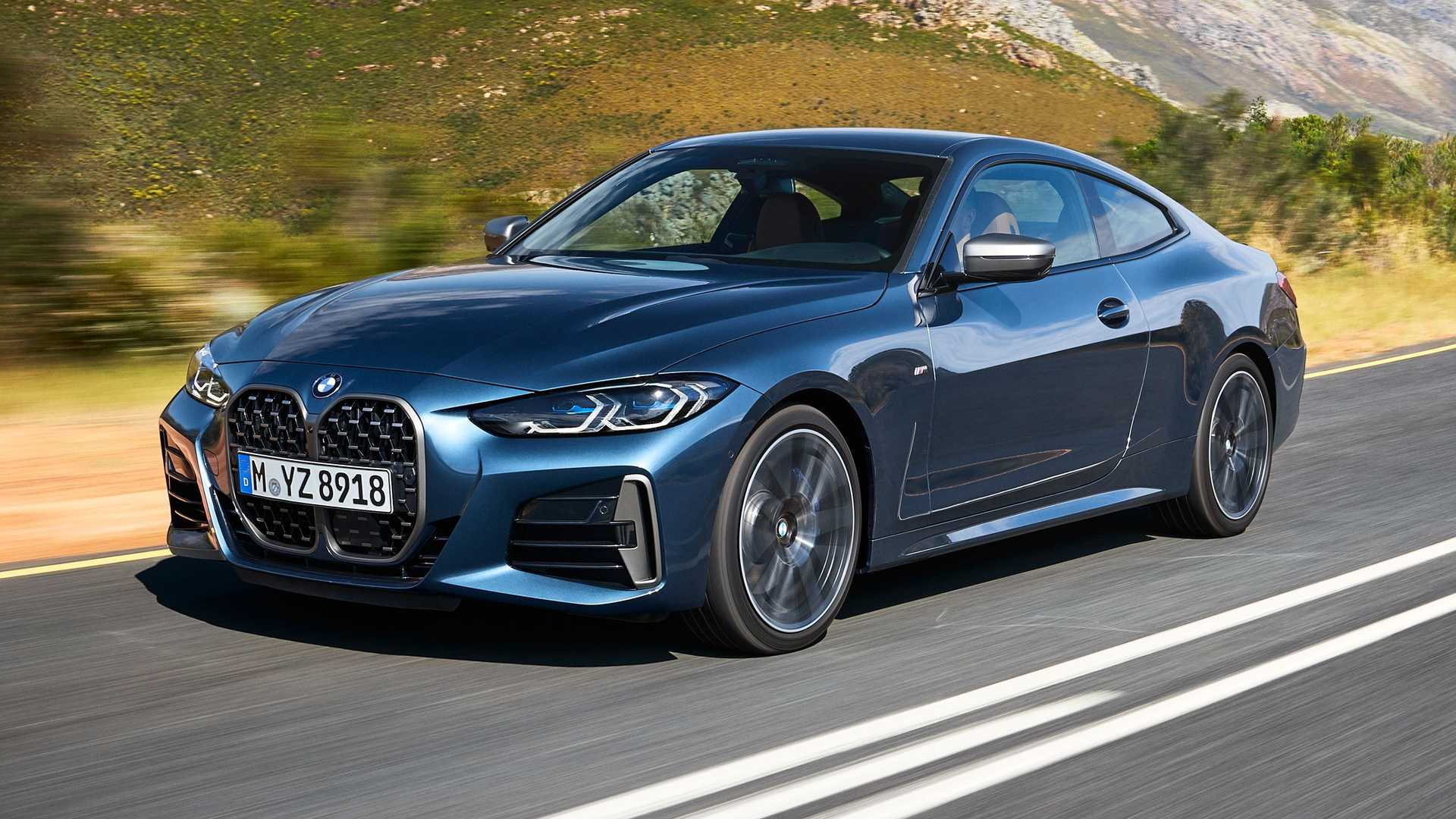 BMW 4 Series: Νέα ντίζελ με 286 και 340 άλογα [pics]