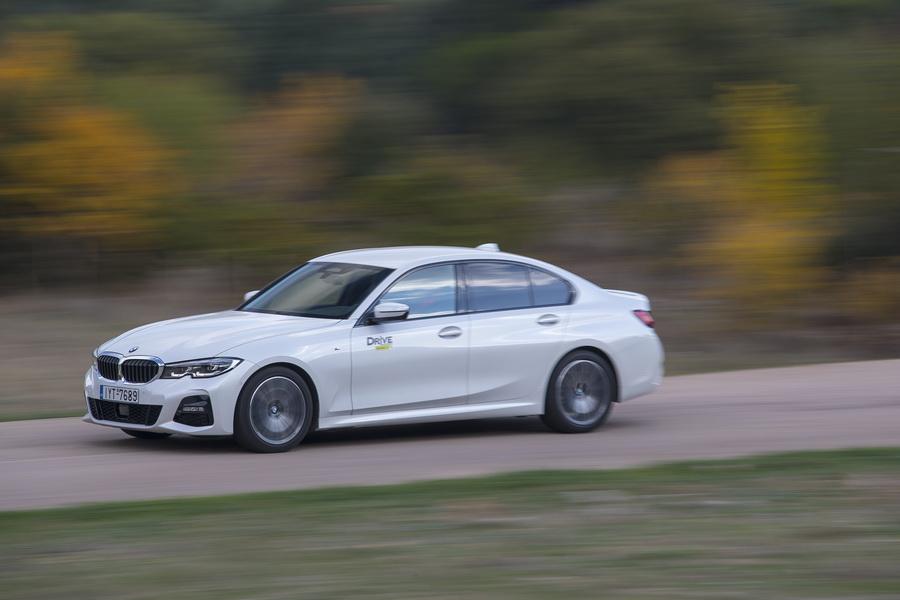 Δοκιμάζουμε την BMW 320d mHEV