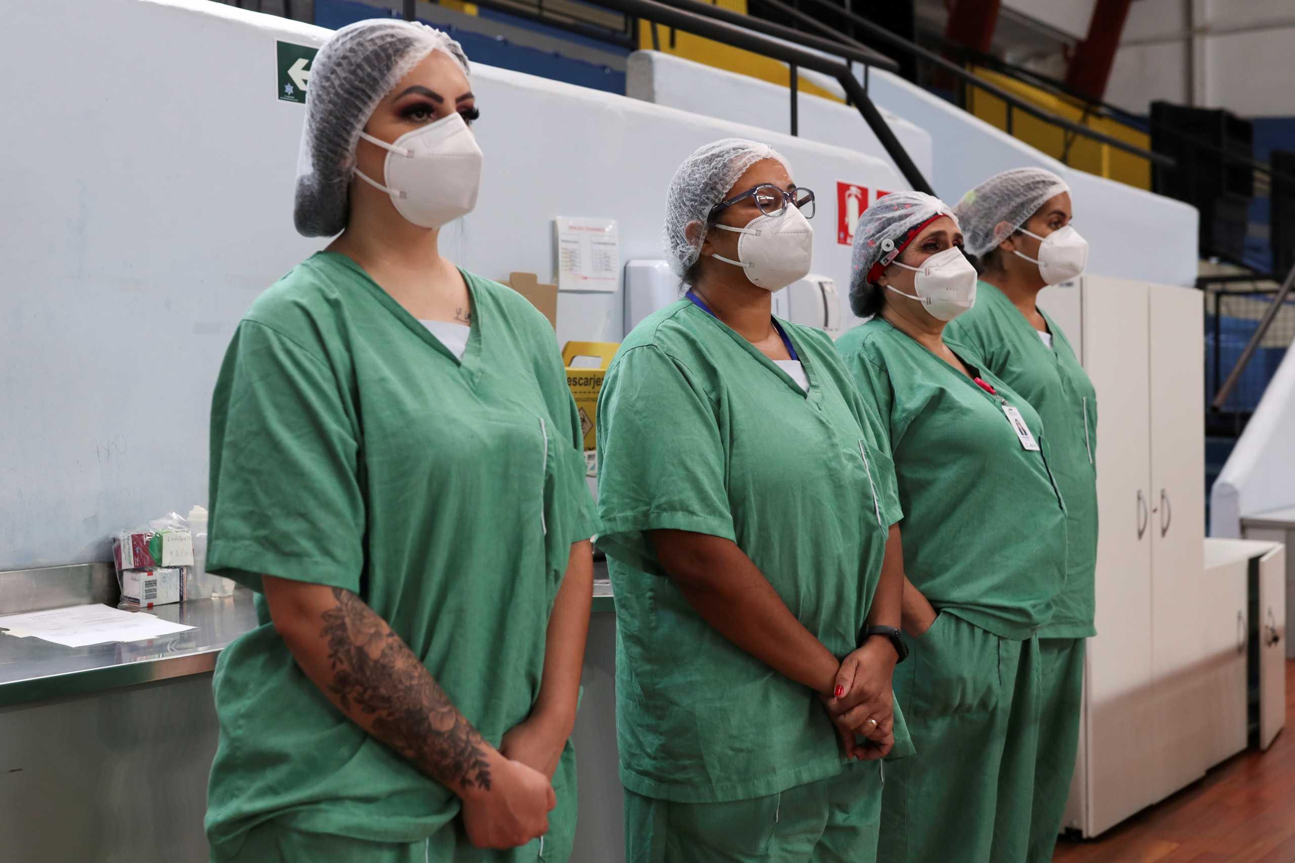 Βραζιλία: 29.792 νέα κρούσματα κορονοϊού και 469 θάνατοι το τελευταίο 24ωρο