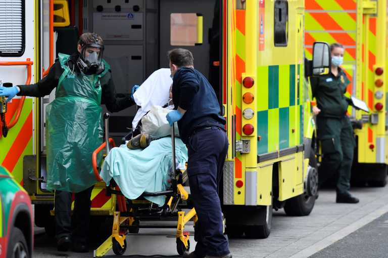 Κορονοϊός – Βρετανία: Καταγράφηκαν 86 κρούσματα των μεταλλαγμένων στελεχών