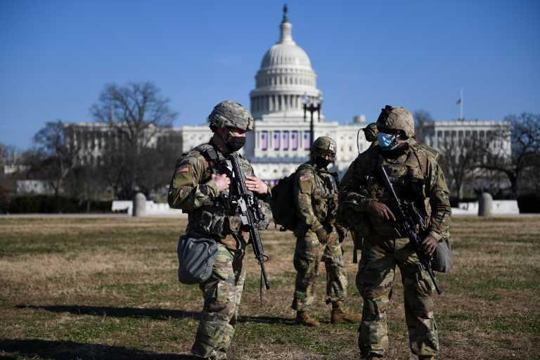 ΗΠΑ: Σε συναγερμό όλη η χώρα για τυχόν ένοπλες διαδηλώσεις υπέρ του Τραμπ
