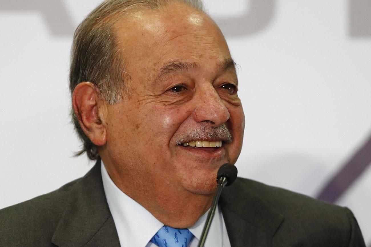 Με κορονοϊό ο πλουσιότερος άνθρωπος στη Λατινική Αμερική, Κάρλος Σλιμ