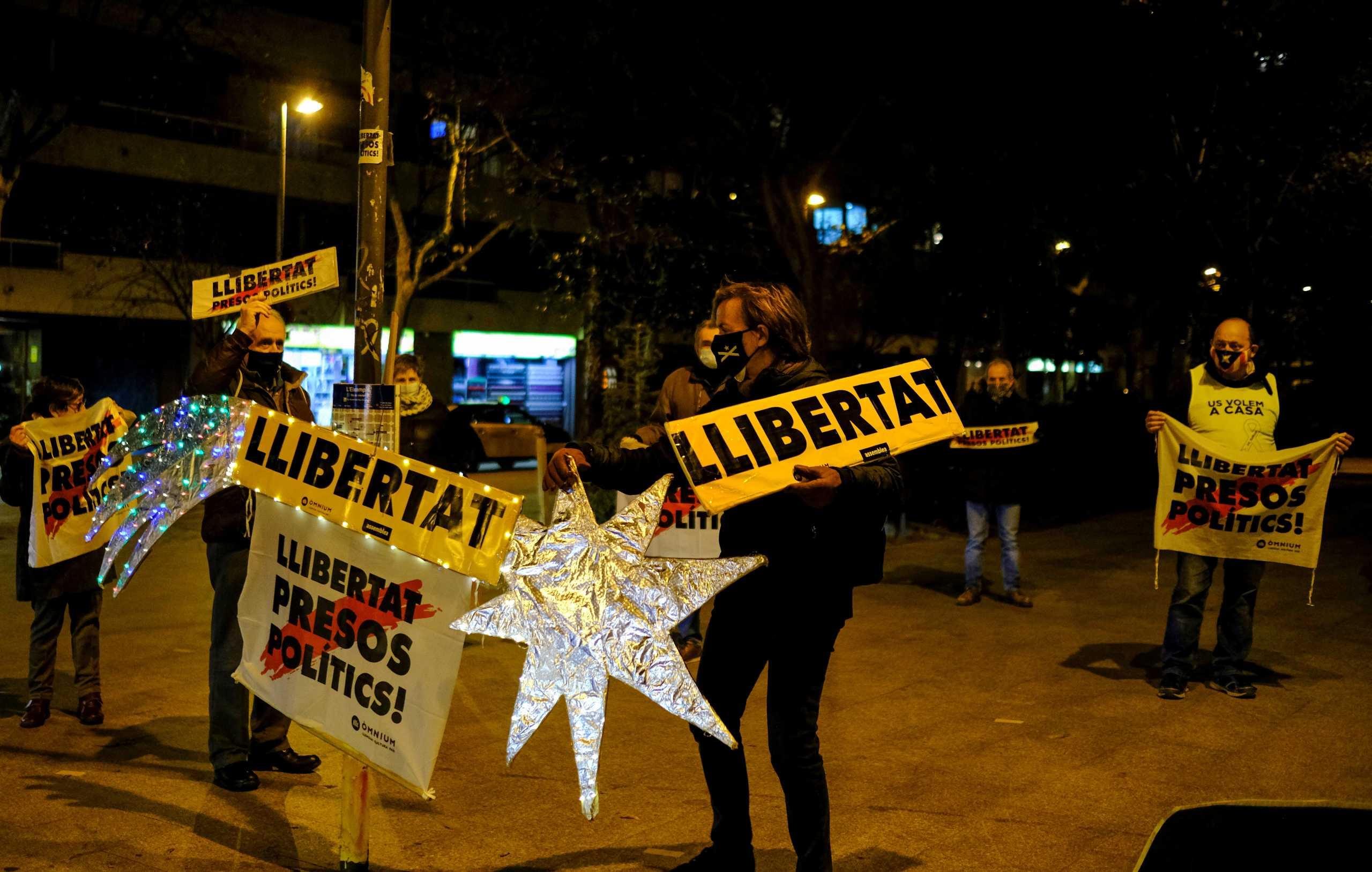 Καταλονία: Ο κορονοϊός ανέβαλλε τις περιφερειακές εκλογές
