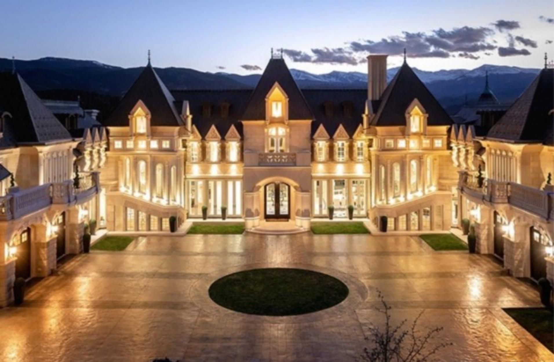 Chateau V: Ένα από τα πιο όμορφα ακίνητα στον κόσμο κοστίζει μόλις 12 εκατ. δολάρια