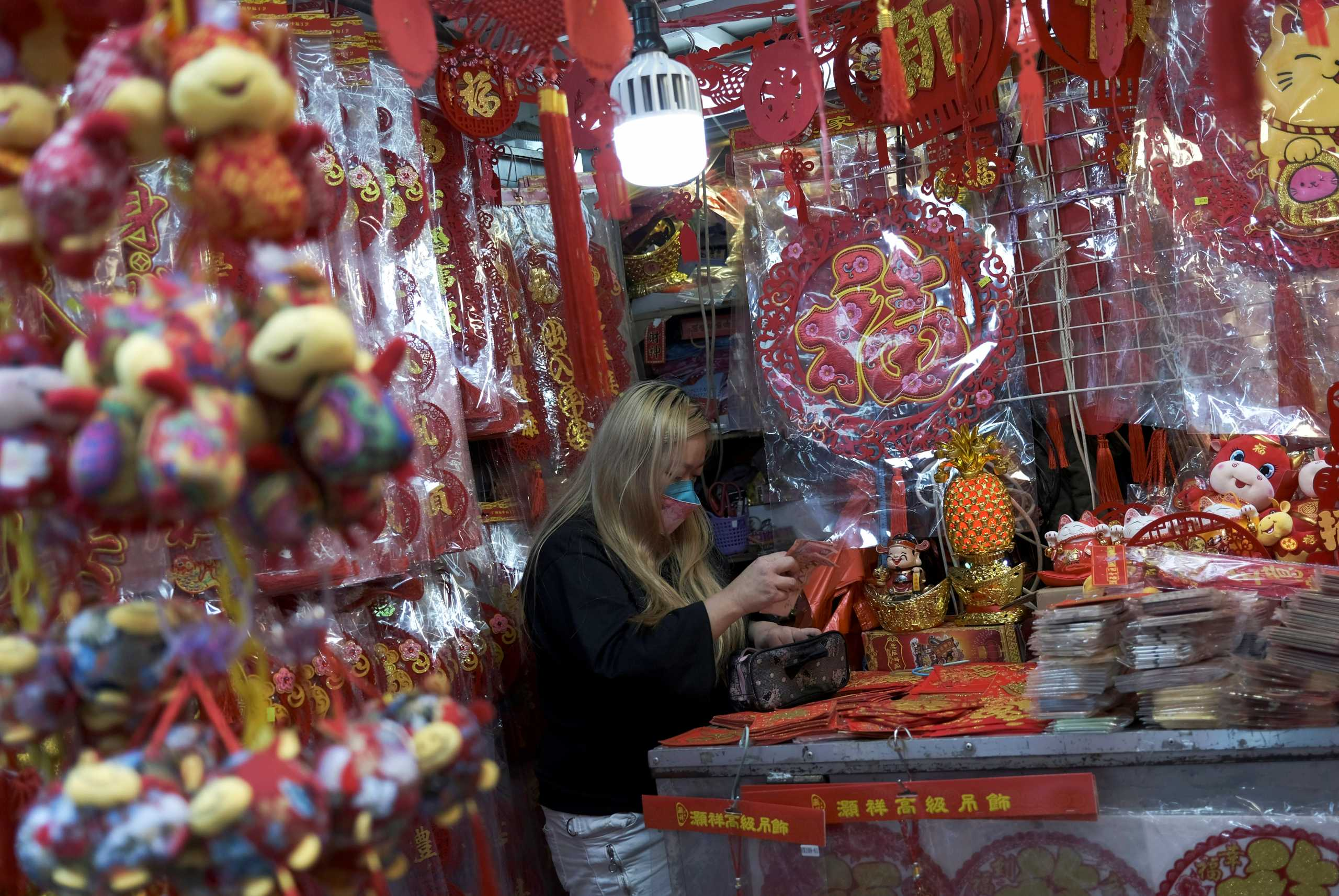 Κάνεις εμβόλιο, παίρνεις κουπόνι για ψώνια στο Πεκίνο