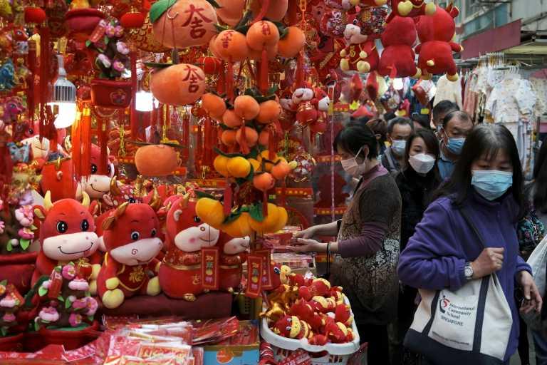 Ο κορονοϊός «χτύπησε» και την Κινεζική Πρωτοχρονιά – Εξαιρετικά περιορισμένα τα ταξίδια