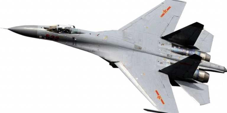 """Οι Κινέζοι πιλότοι έγιναν… """"Τούρκοι"""" με πολλαπλές παραβιάσεις στον εναέριο χώρο της Ταϊβάν"""