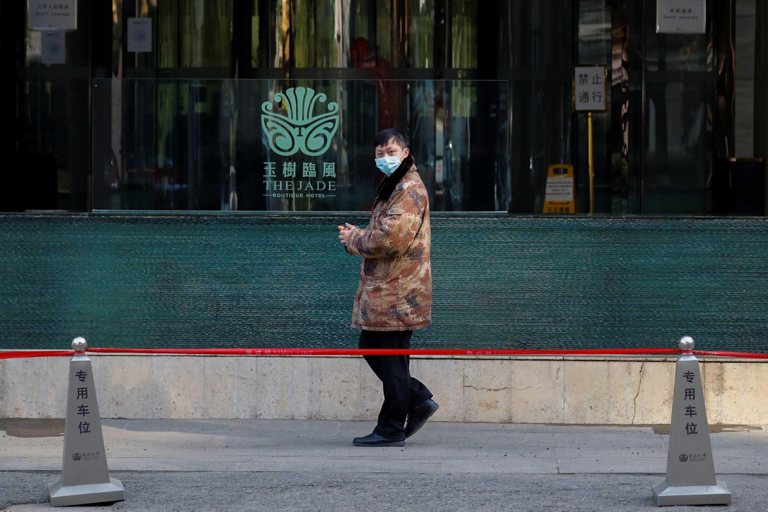 Κορονοϊός: Ίσως να μην ξεκίνησε από την Κίνα! Όλα όσα δείχνει η έρευνα του ΠΟΥ στην Γουχάν