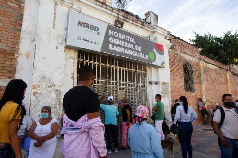 Τριήμερο «εθνικό πένθος» στην Κολομβία για τα θύματα του κορονοϊού – Πέθανε ο υπουργός Άμυνας