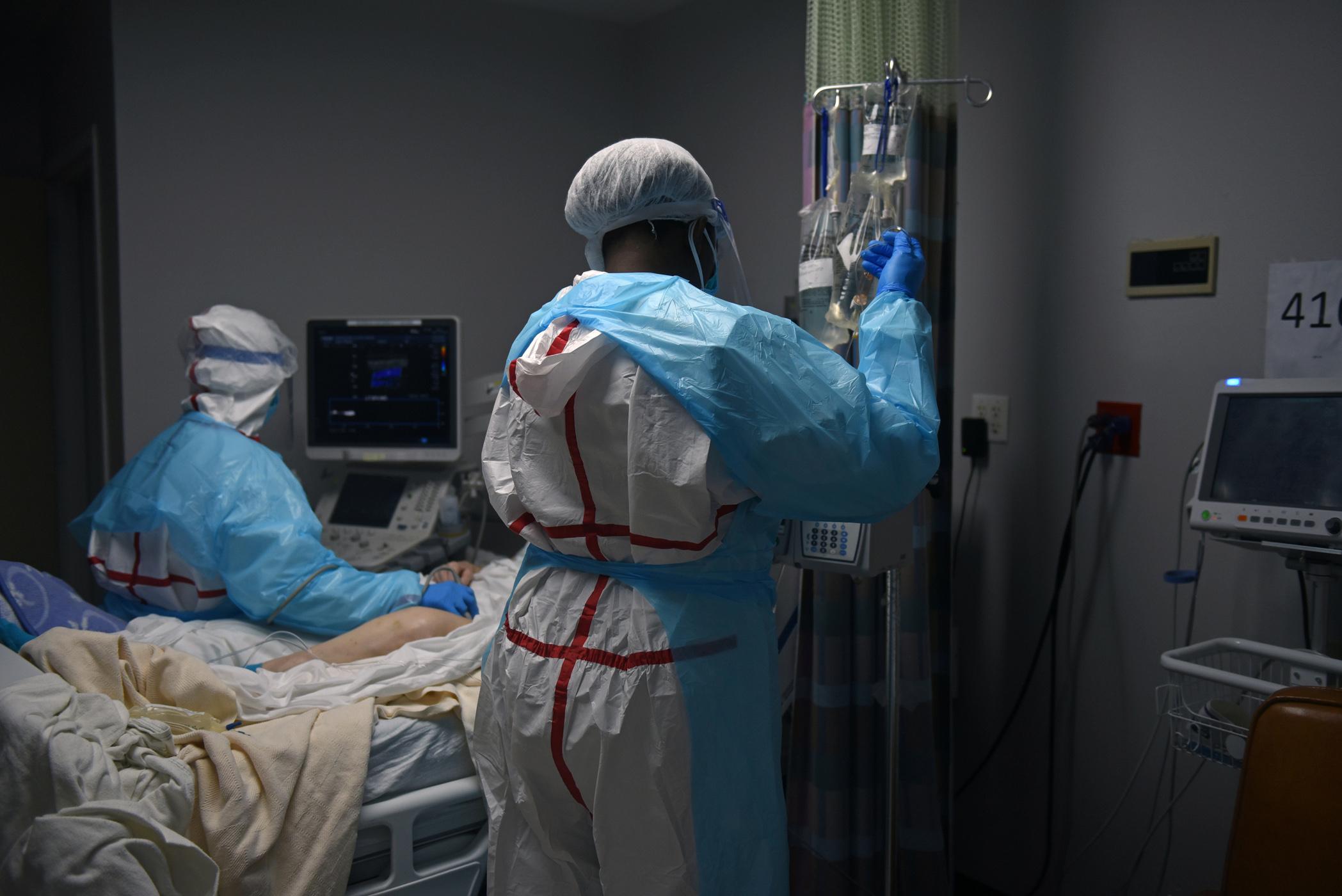 ΗΠΑ: Νέο σοκ με 4.000 θανάτους από κορονοϊό το τελευταίο 24ωρο