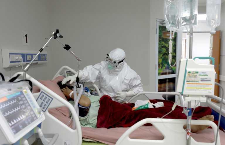 Κορονοϊός – Έρευνα: 1 στους 8 ασθενείς εμφανίζει ψυχιατρική ή νευρολογική διαταραχή μέσα σε έξι μήνες