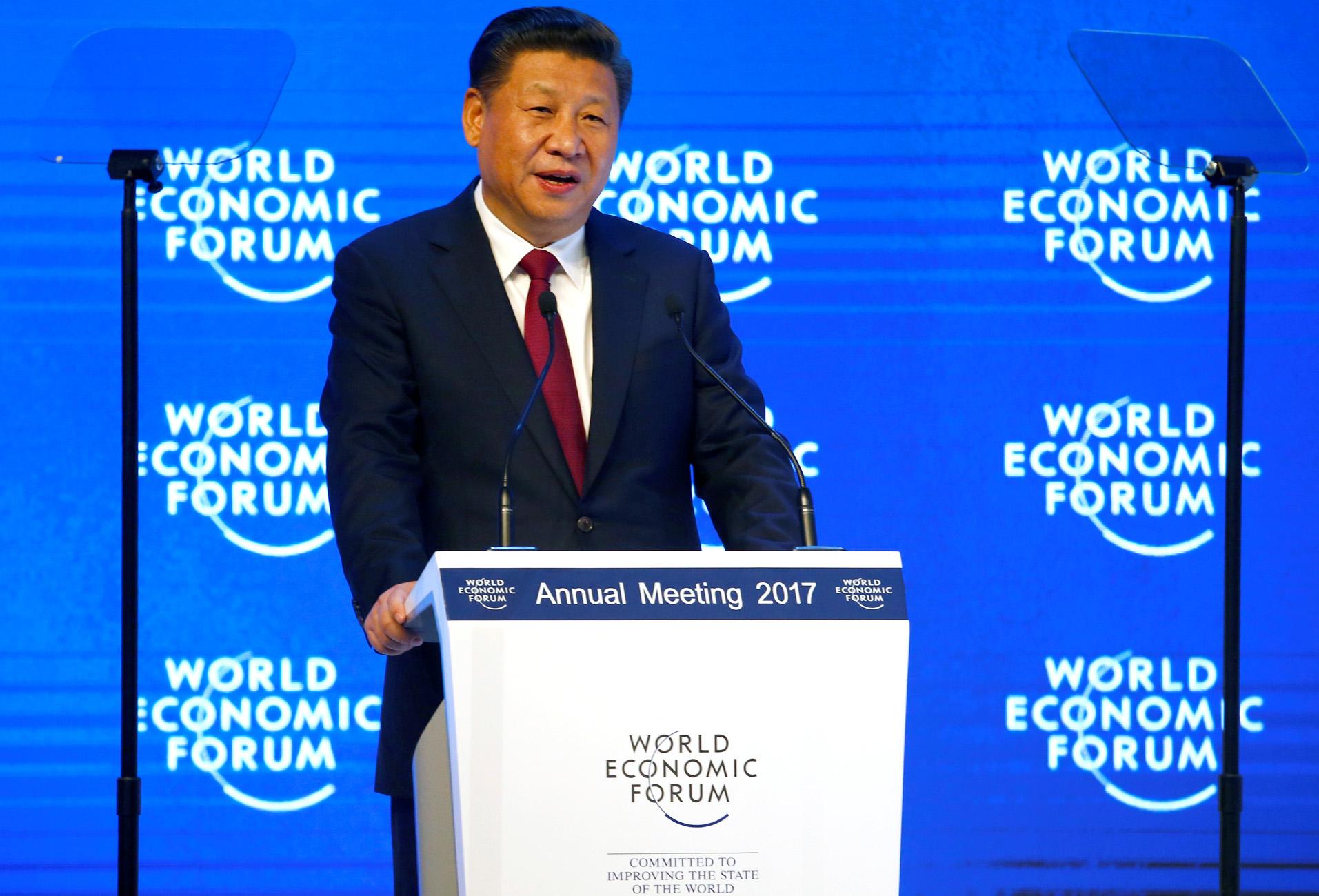 Νταβός: Για «νέα ψυχρό πόλεμο» προειδοποίησε η Κίνα