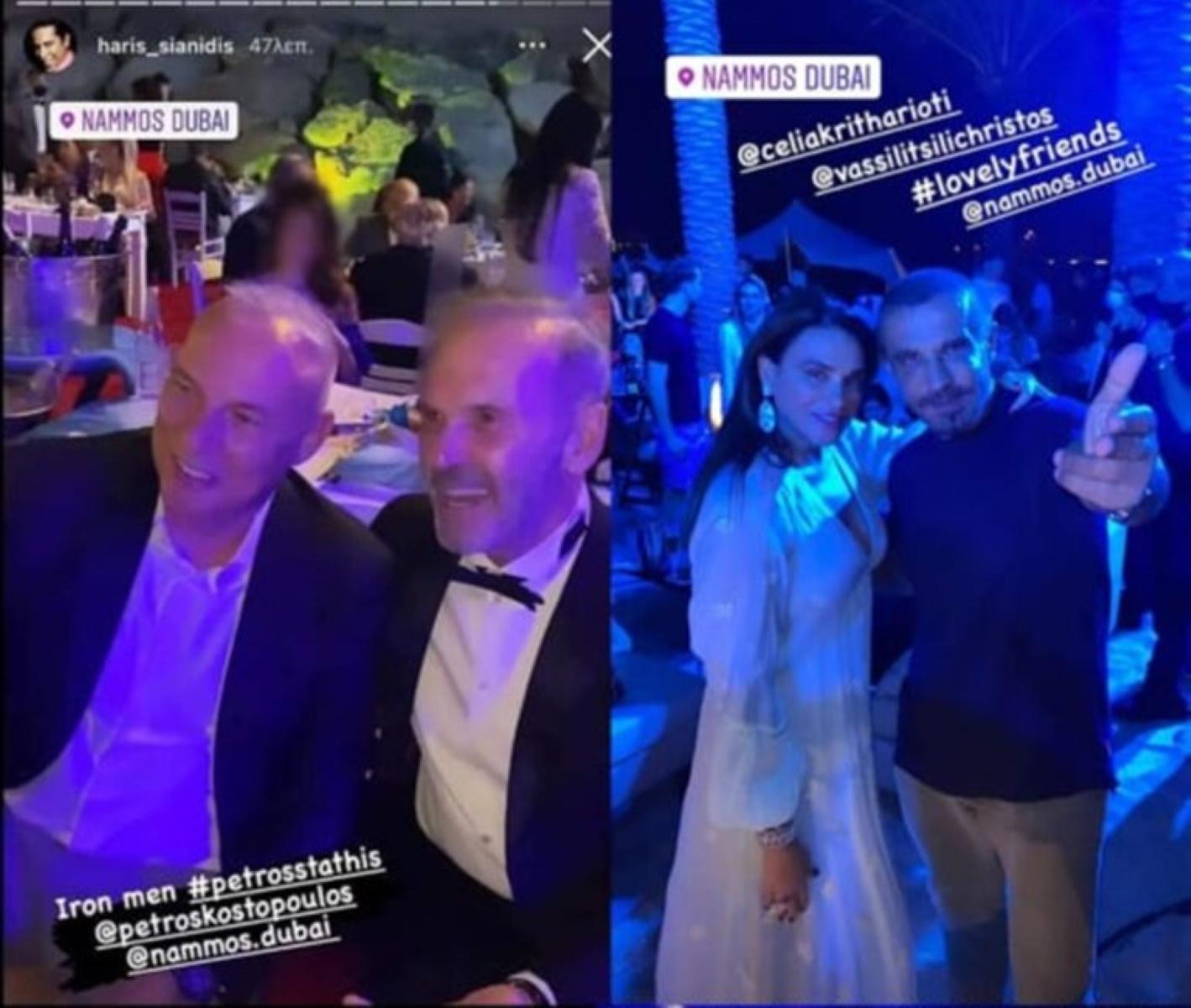 Αυστηροί έλεγχοι σε όσους επιστρέφουν από Ντουμπάι μετά τον χαμό από Έλληνες celebrities (pics)