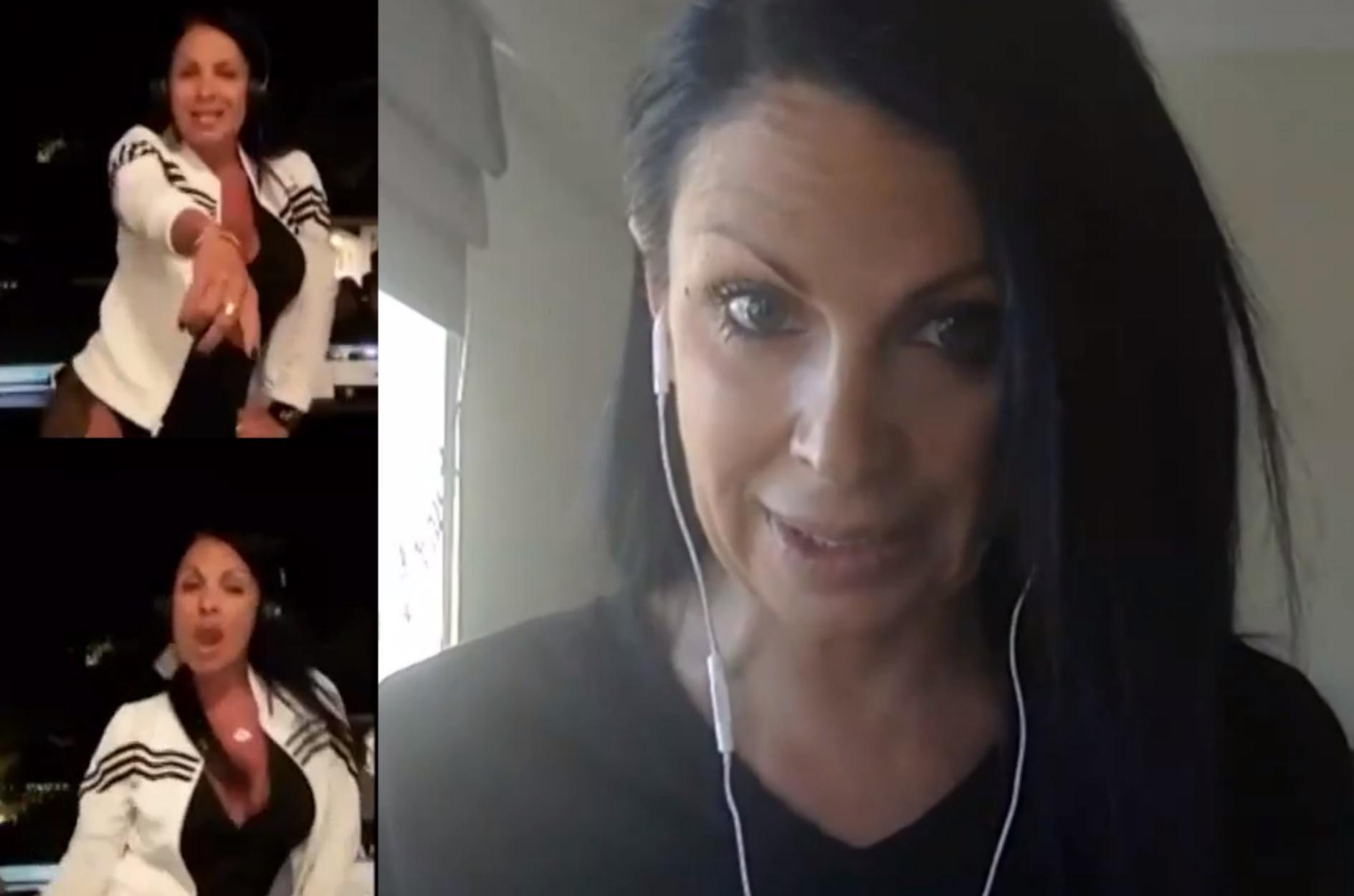 Άντζελα Παντελή: Αυτή είναι η DJ που έβαλε «φωτιά» στο Ντουμπάι