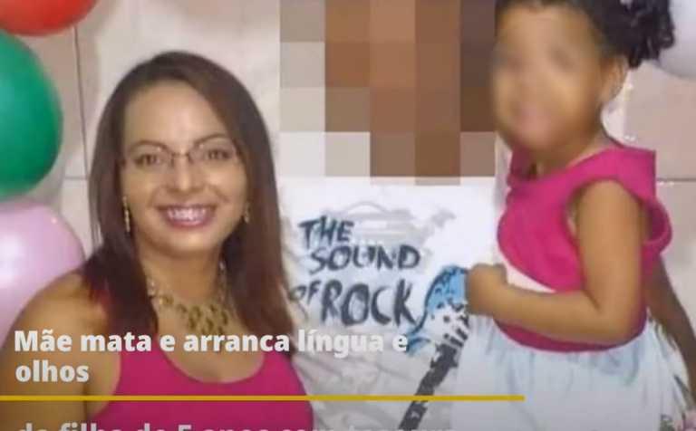 Οικογενειακή τραγωδία: Έπαθε ψυχωτικό σοκ και έβγαλε τη γλώσσα και τα μάτια της 5χρονης κόρης της (pics, vid)