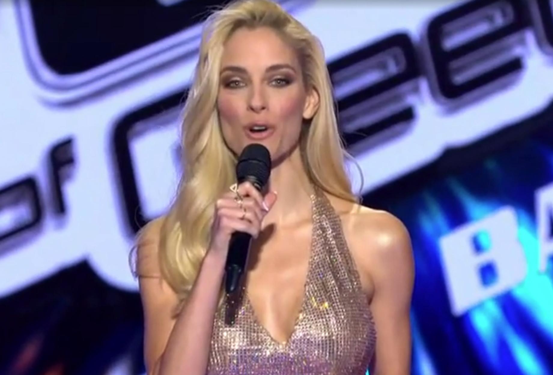 Δούκισσα Νομικού – The Voice: Εμφανίστηκε έτσι στη σκηνή και γοήτευσε – Τι είπε για τον Γιώργο Λιανό