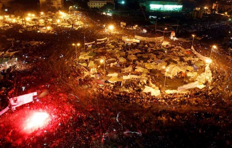 Αίγυπτος: Δέκα χρόνια από την επανάσταση που έριξε τον Μουμπάρακ