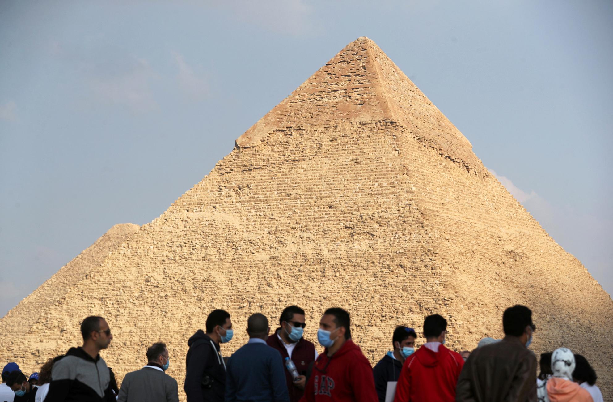 Αίγυπτος: 56 νεκροί και πάνω από 1.400 κρούσματα κορονοϊού
