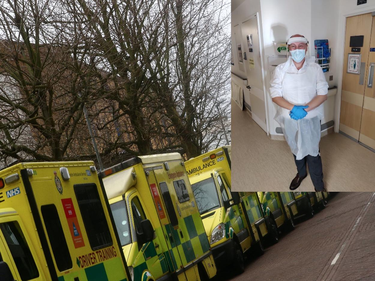 Έλληνας γιατρός σε νοσοκομείο στο Λονδίνο: Διπλασιάστηκαν τα περιστατικά σε μια εβδομάδα